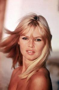 Muhteşem güzelliğiyle Brigitte Bardot