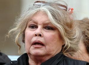 Ve bu da Brigitte Bardot