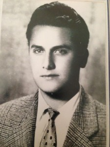 Rahmetli babam Adnan Görgülü