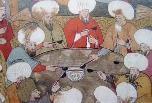 Osmanlı Ramazan Sofrası